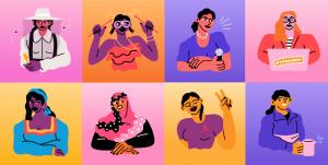 Women's day! Happy Women's Day