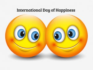 International Day of Happiness Cover