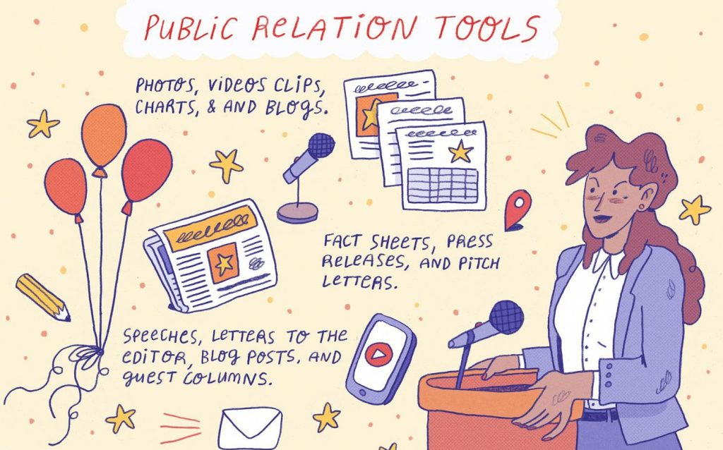 Tools of PR