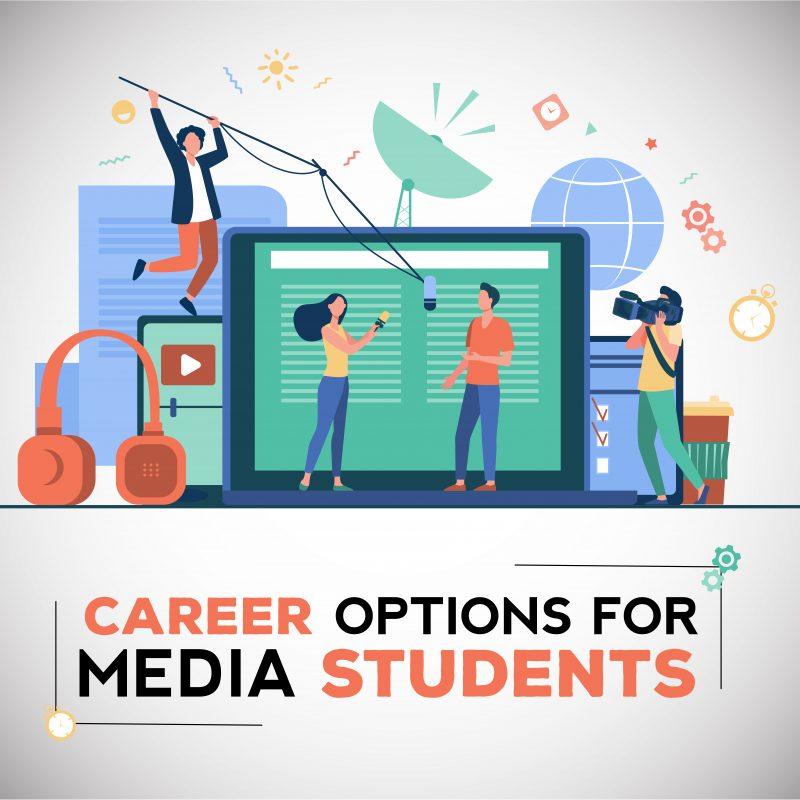 Career Options in Media Industry