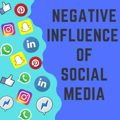 INFLUENCE OF SOCIAL MEDIA