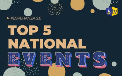 Top 5 Upcoming Events