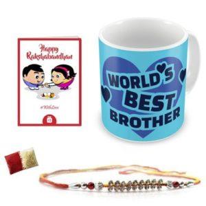 Best Brother mug gift